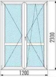 porta-finestra-doppia-anta